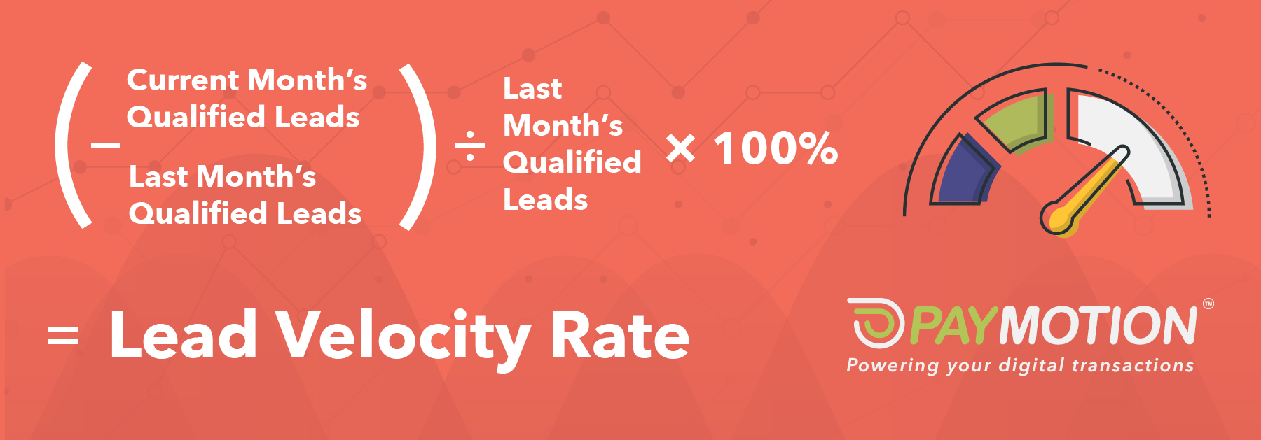 PayMotion, Lead Velocity Rate Calculation image